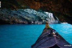 séjour itinérant kayak de mer Cephalonie - kefalonia - Iles Ioniennes - Grece