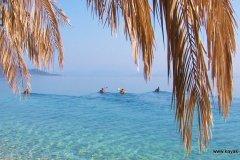 séjour itinérant kayak de mer Ithaque - Iles Ioniennes - Grece