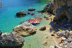 Randonnées kayak dans les iles Ioniennes - Meganisi - Grèce