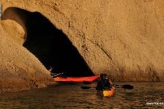 Kayak expe - voyage trek kayak de mer bivouac - Iles Ioniennes - Grèce