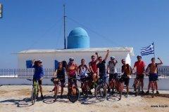Randonnées kayak et vélo dans les iles Ioniennes - Ithaque - Kefalonia - Lefkada - Grece
