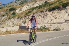 sejours multisports kayak velo iles ioniennes - grece