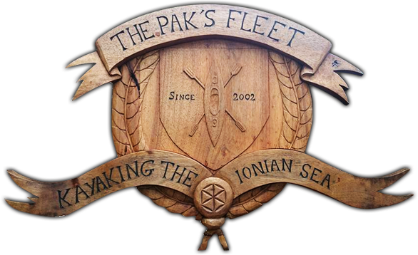 The Pak's Fleet : Kayaking the Ionian Sea