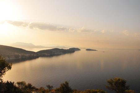 Voyage en kayak en Grèce dans les îles Ioniennes