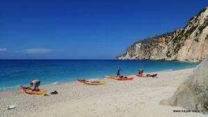 Photo de présentation du séjour Kayak thérapie en Céphalonie